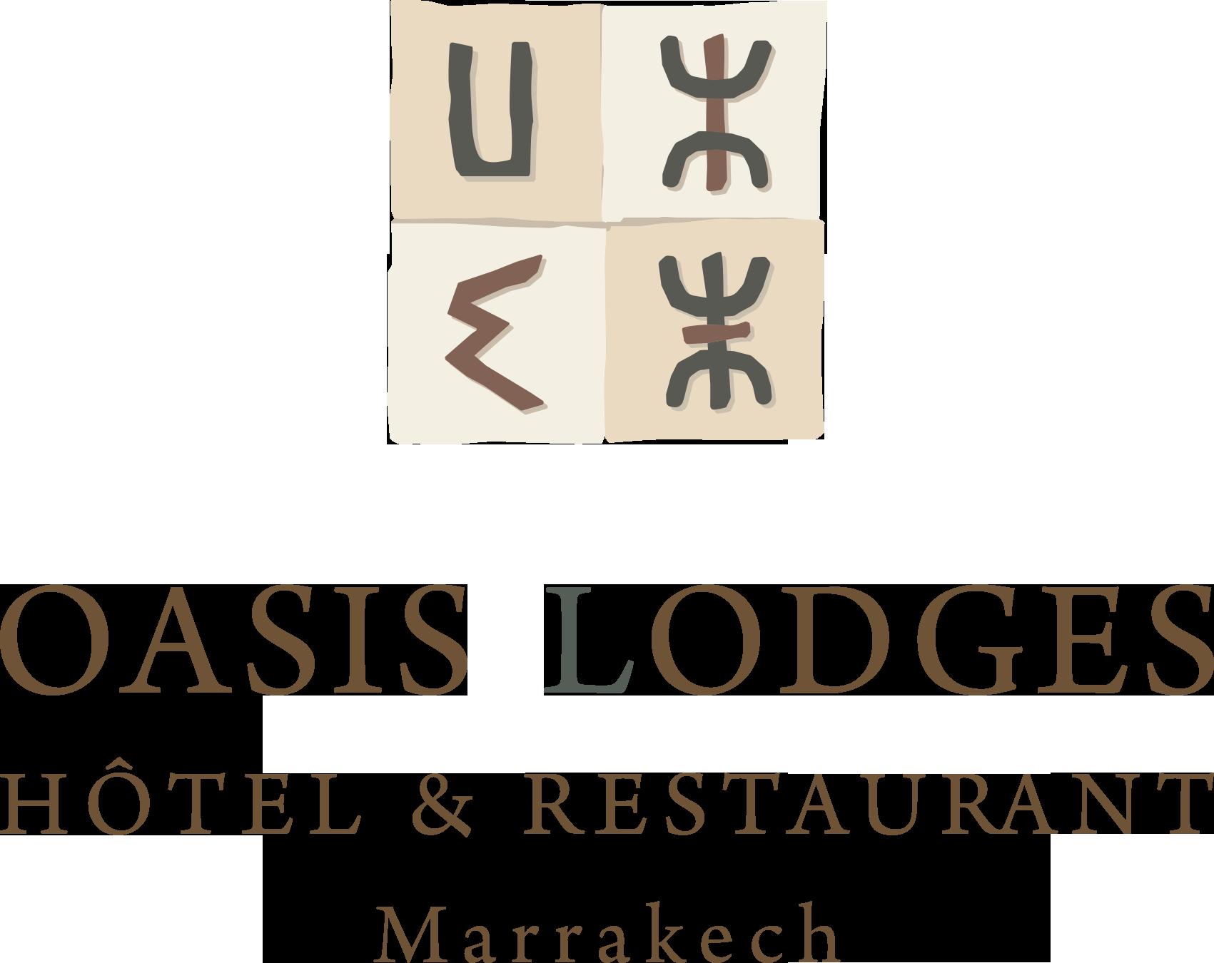 logo oasis lodges Hôtel & restaurant marrakech 2020 verticallogo oasis lodges Hôtel & restaurant marrakech 2020 vertical