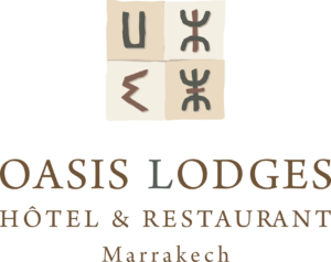 logo oasis lodges Hôtel & restaurant marrakech 2020 verticallogo oasis lodges Hôtel & restaurant marrakech 2020 vertical